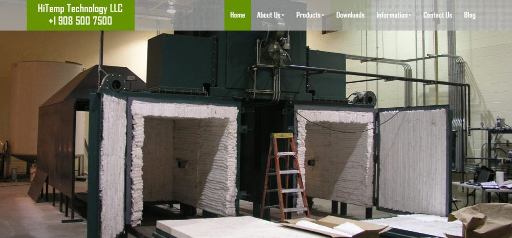 Waste to Energy Manufacturers, HiTemp Technology LLC hires WSI Web Systems for SEO