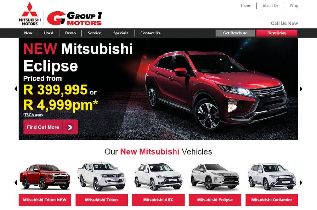Group 1 Mitsubishi